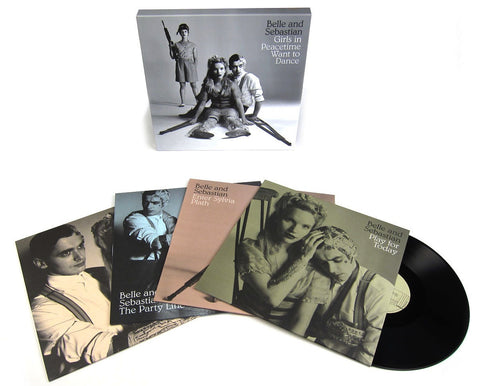 Belle & Sebastian | Girls in Peacetime Want to Dance  | Vinyl 4LP Box Set
