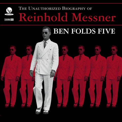 Ben Folds Five | The Unauthorized Biography of Reinhold Messner | 180g Vinyl LP