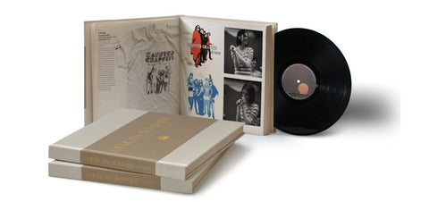 "Various Artists | Mexican Summer: Five Years | Deluxe Hard Cover Book & 10"" Vinyl Box Set"