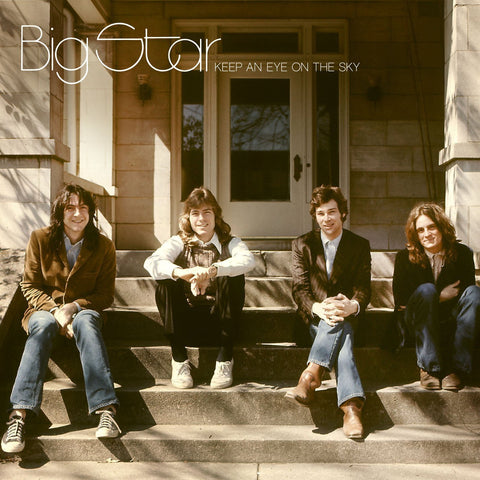 Big Star | Keep An Eye On The Sky | 4xCD Box Set