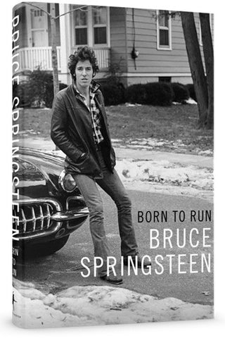 Bruce Springsteen | Born to Run (Autobiography) | Hardcover Book