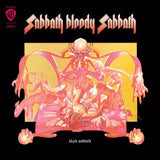 Black Sabbath | Sabbath Bloody Sabbath | 180g Limited Opaque Orange Vinyl