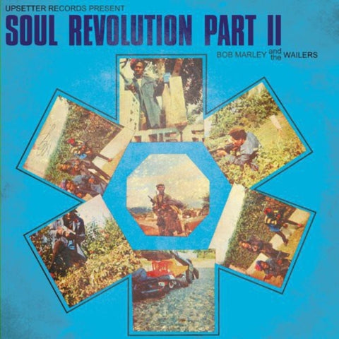 Bob Marley | Soul Revolution Part II | Vinyl LP