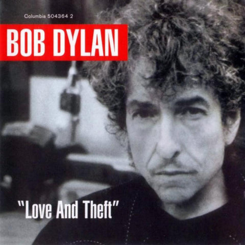 Bob Dylan | Love and Theft | 180g Vinyl 2LP [Import]