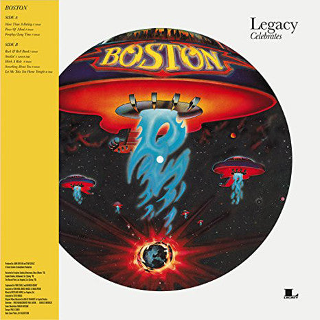 Boston | Boston | 180g Vinyl Picture Disc