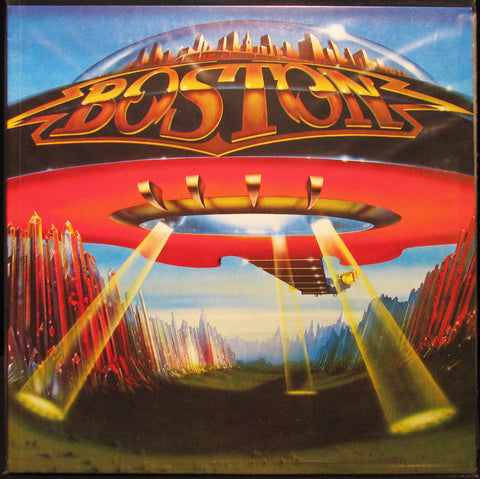 Boston | Don't Look Back | 180g Clear Vinyl LP