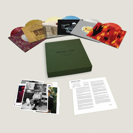 Bright Eyes | The Studio Albums: 2000-2011 | Limited Edition Colored Vinyl Box Set