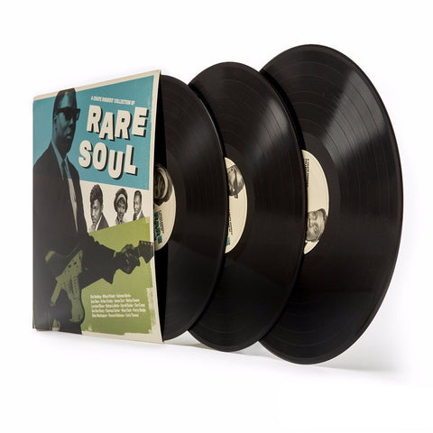 Various Artists | A Crate Digger's Collection of Rare Soul | Limited Edition 180g Vinyl 3LP