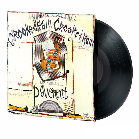 Pavement | Crooked Rain, Crooked Rain | Vinyl LP