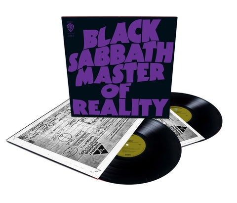 Black Sabbath | Master of Reality | Deluxe Edition 180g Vinyl 2LP