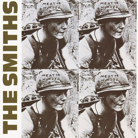 The Smiths | Meat Is Murder | 180g Vinyl LP