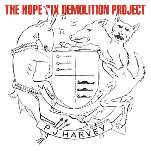 PJ Harvey | Hope Six Demolition Project | Vinyl LP