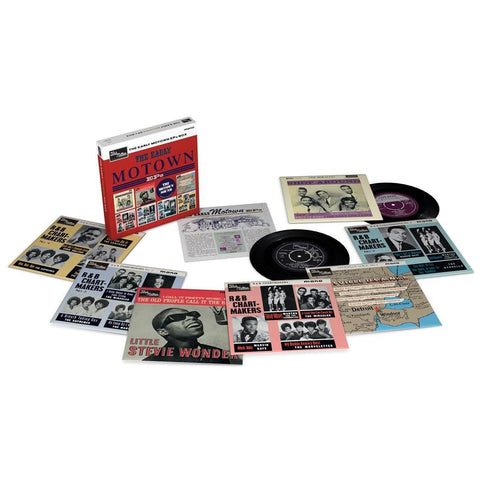Various Artists | The Early Motown EPs | Vinyl LP Box Set