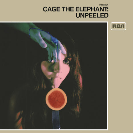 Cage the Elephant | Unpeeled | Vinyl 2LP