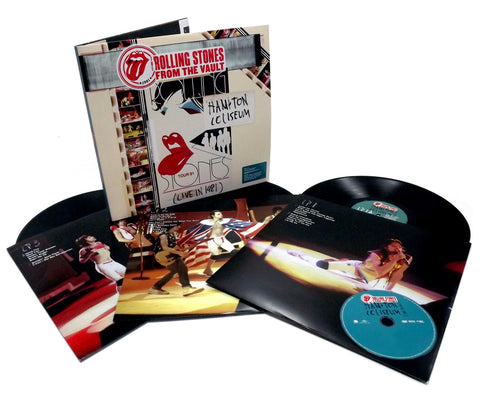 The Rolling Stones | From the Vault - Hampton Coliseum - Live in 1981 | Vinyl 3LP