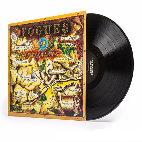 The Pogues | Hell's Ditch | Vinyl LP 180 Gram