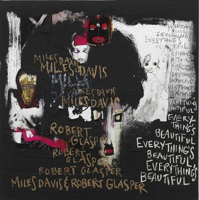 Miles Davis & Robert Glasper | Everything's Beautiful | Vinyl LP