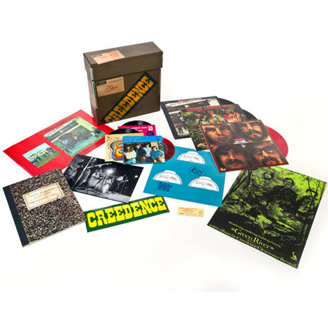 creedence clearwater revival 1969 archive vinyl box. Black Bedroom Furniture Sets. Home Design Ideas