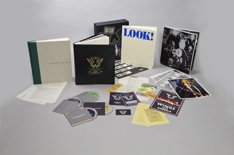 Paul McCartney and Wings | Wings over America | Deluxe Edition CD Set