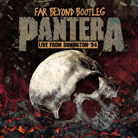 Pantera | Far Beyond Bootleg - Live From Donington '94 | Vinyl LP