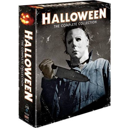 John Carpenter | Halloween The Complete Collection | 10 Bluray Boxset