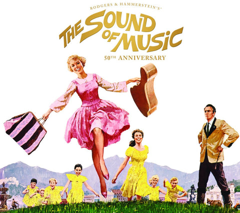 Various Artists | The Sound of Music (50th Anniversary Edition) | 180g Vinyl 2LP