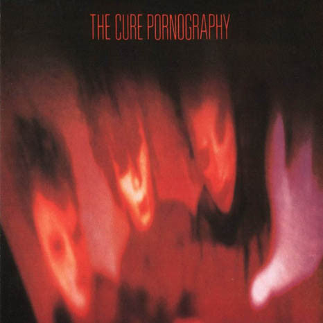 The Cure | Pornography | 180g Vinyl LP - 2016 Reissue
