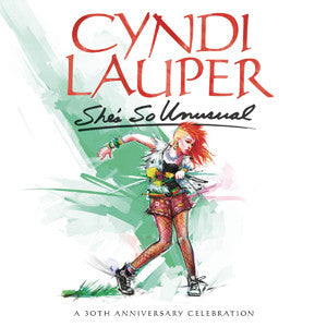 Cyndi Lauper | She's So Unusual: A 30th Anniversary Celebration | Vinyl LP