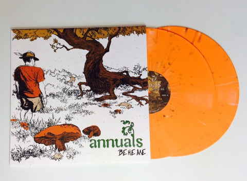 Annuals | Be He Me | Orange Vinyl 2LP (Limited Edition of 250)