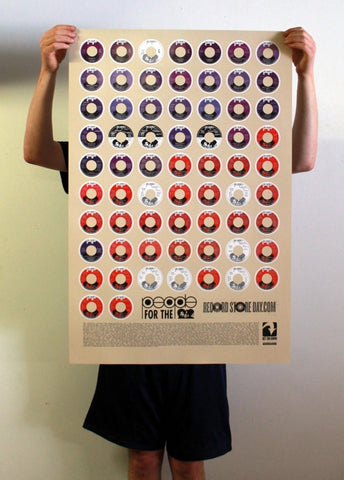 "Various Artists | For the People 24"" x 36"" Poster 