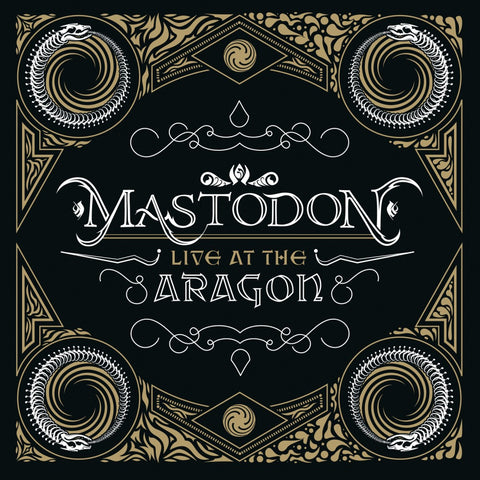 Mastodon | Live at the Aragon | Vinyl LP/DVD Box Set