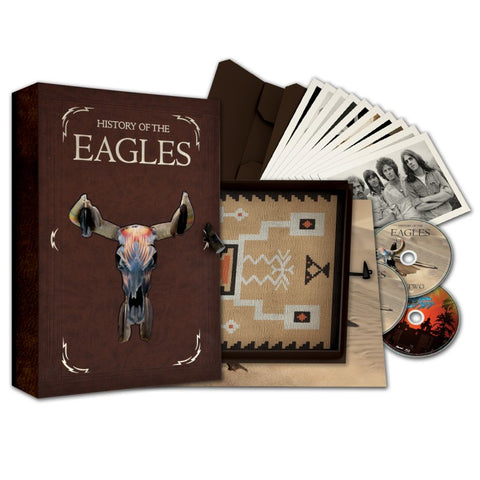 Eagles | History of the Eagles (Super Deluxe Edition) | Blu-ray