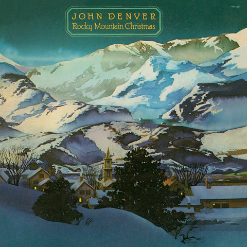 John Denver | Rocky Mountain Christmas | Vinyl LP