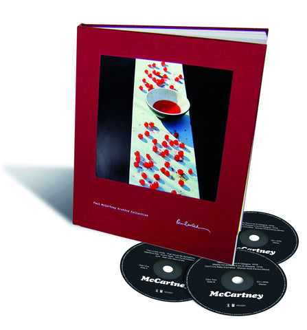 Paul McCartney | McCartney (Deluxe 2CD + DVD Edition) | CD Set