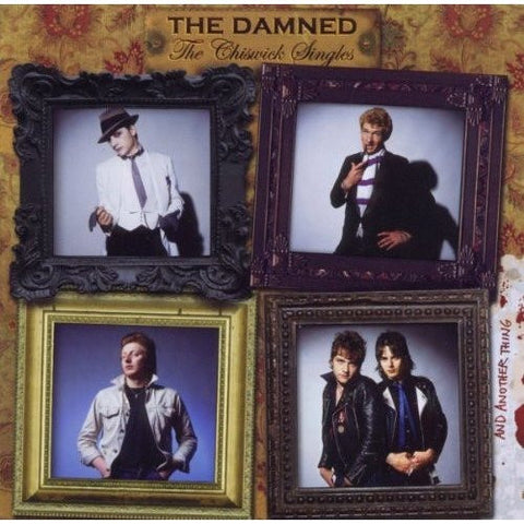 The Damned | Chiswick Singles | Vinyl LP