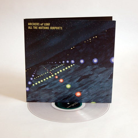 Archers of Loaf | All the Nations Airports | Clear Vinyl LP (+ Bonus Material)