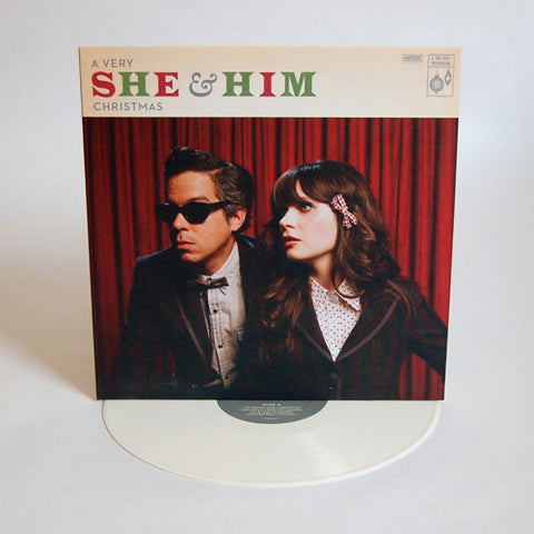 She & Him | A Very She & Him Christmas | Vinyl LP