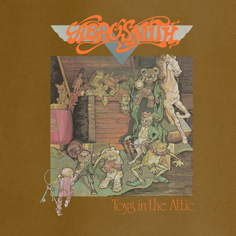 Aerosmith | Toys in the Attic | 180g Vinyl LP