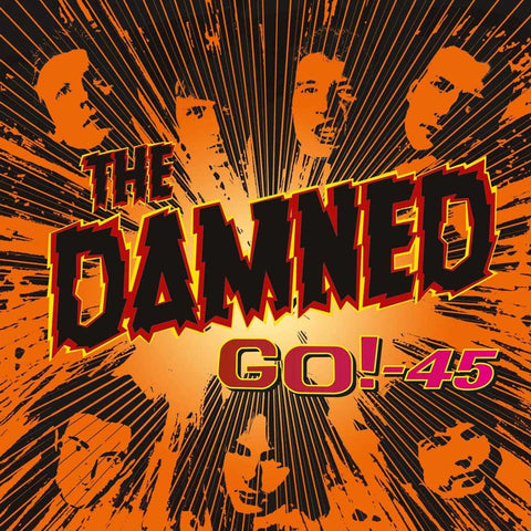 The Damned | Go-45 [Import] | Vinyl LP