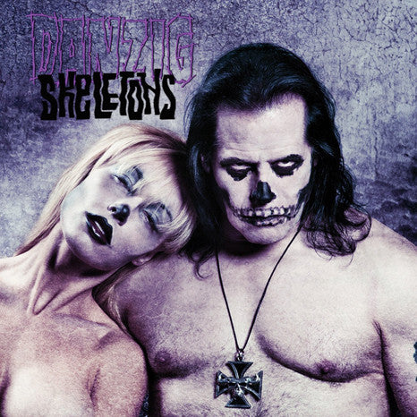 Danzig | Skeletons | Limited Edition Purple/Black Splatter Vinyl LP