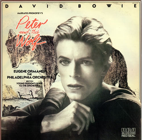 David Bowie | Peter & the Wolf | 180g Vinyl LP [Holland Import]