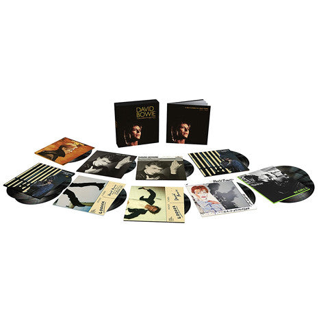 David Bowie | A New Career In A New Town (1977-1982) | 180g 13LP Vinyl Box Set