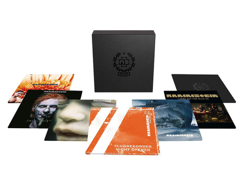Rammstein | XXI | Vinyl LP Box Set