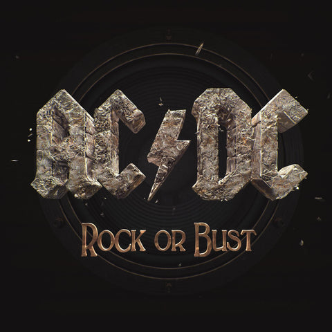 AC/DC | Rock or Bust | 180g Vinyl LP (Lenticular Cover)