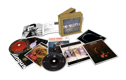 Charles Mingus | The Complete Columbia & RCA Albums Collection | CD Set