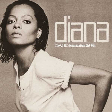 Diana Ross | Diana: The Original Chic Mix | Limited Edition Pink Vinyl 2LP