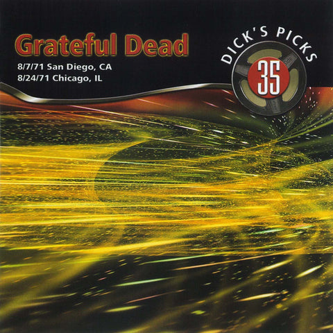 Grateful Dead | Dick's Picks Volume 35 | 4xCD Box Set
