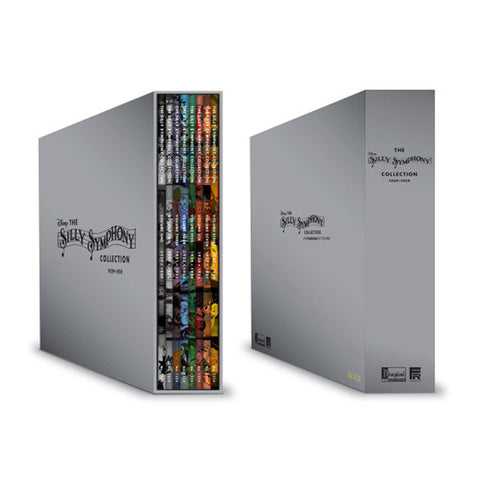Various Artists | The Silly Symphony Collection: 1929-1939 | Limited Edition 16 LP Vinyl Box Set