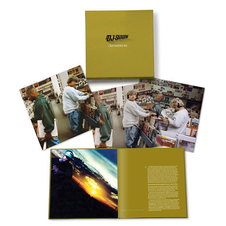 DJ Shadow | Endtroducing | Deluxe Edition 180g 6LP Vinyl Box Set