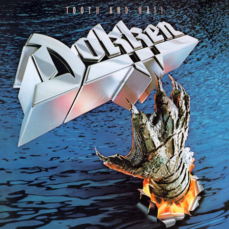 Dokken | Tooth And Nail | Limited Edition 180g Vinyl LP